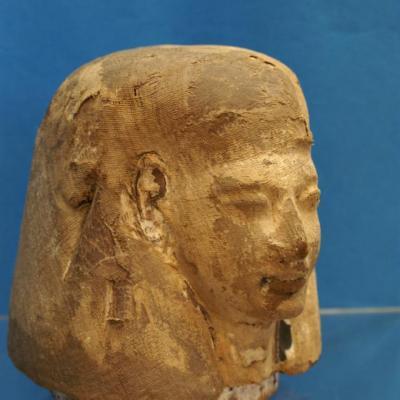 Bouchon de vase canope - Nouvel Empire
