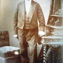 Ch. Gatinot, une figure montgeronnaise.
