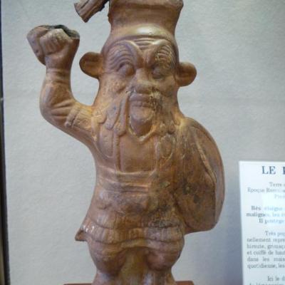 Dieu Bès - Terre cuite - Période romaine
