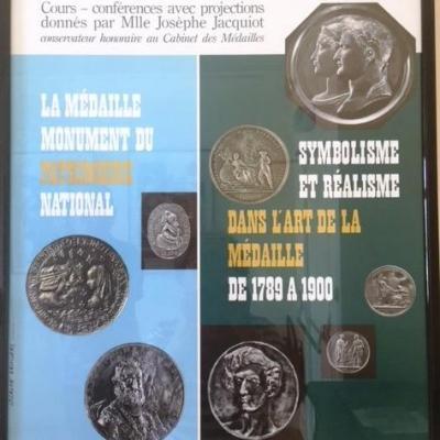 Conférence de J. Jacquiot à la Monnaie de Paris