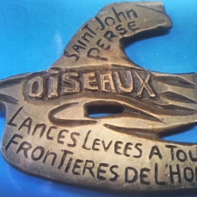 Hommage à St. John Perse par Jean-Jacques Morvan