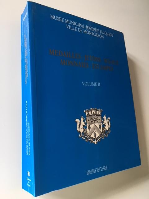 Catalogue de la collection de Médailles du musée