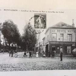 Au Réveil-Matin ou fût donné le 1er départ du 1er Tour de France.