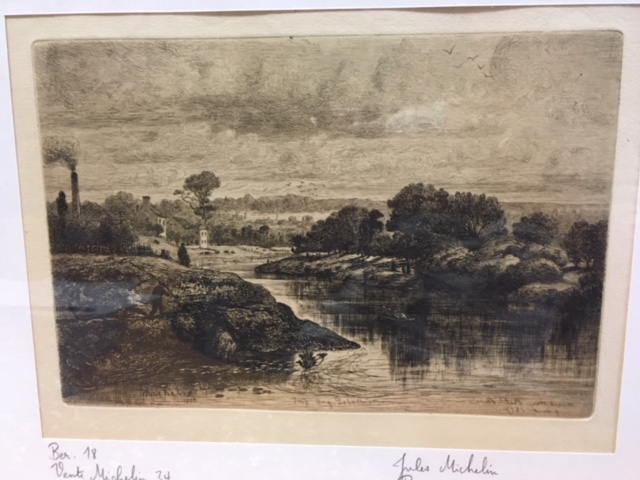 "Jules Michelin ""Pulls Park Manchester"", 1857"