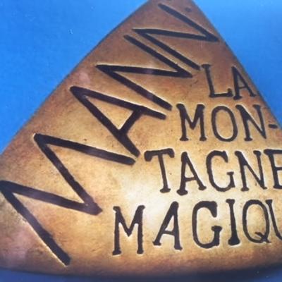 La montagne magique de Thomas Mann par Pierre Székely