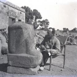 Etienne DRIOTON à Medamoud