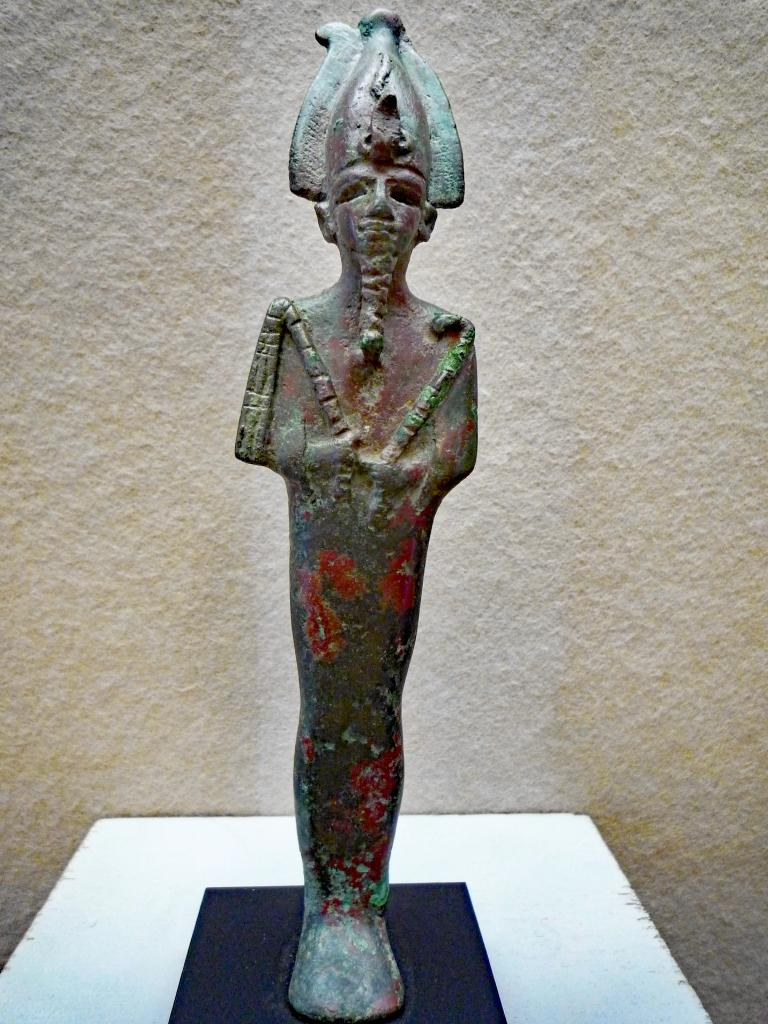 Osiris - Bronze- Basse Epoque