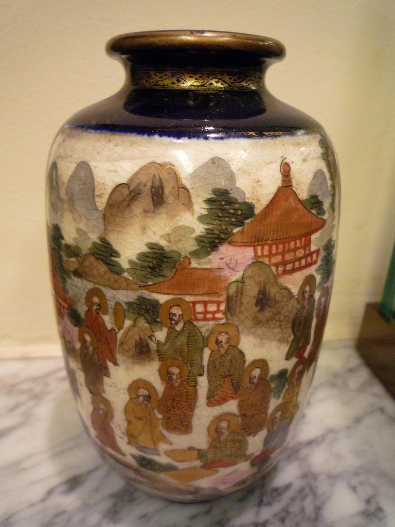 Porcelaine, Japon, époque Meiji