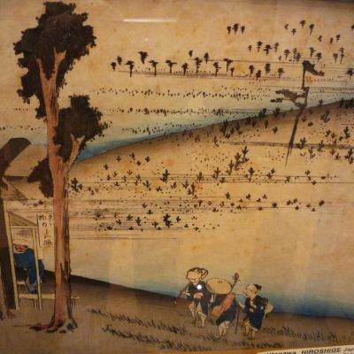 Utagawa Hiroshige - Japon, époque d'Edo