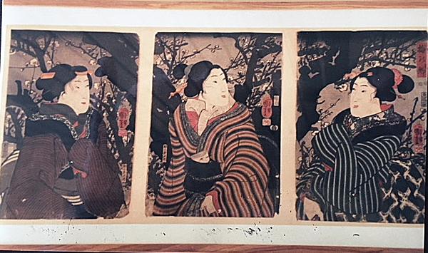 Utagawa Kuniyoshi, Japon, époque d'Edo