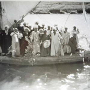 Barque voyage de farouk ier 1