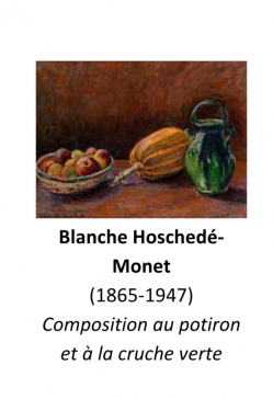 Blanche hoschede monet
