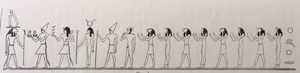 Cryptographie egyptienne
