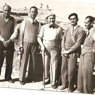 ED à El Qatta