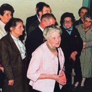 En 1986 au centre de la renaissance a Tours