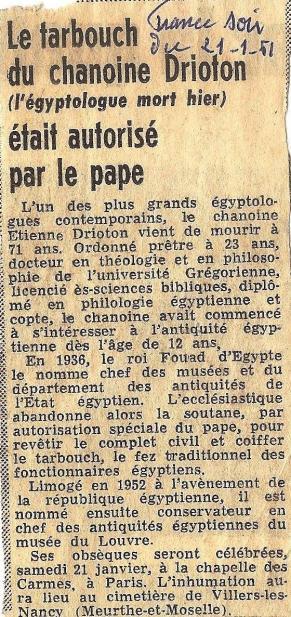 France soir 21 janv 1962