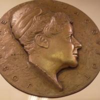 Josephe jacquiot conservateur honoraire du cabinet des medailles fondatrice du musee