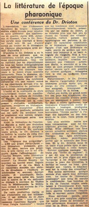 La bourse egyptienne 3 mars 1949