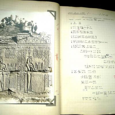 Les cahiers du Nil