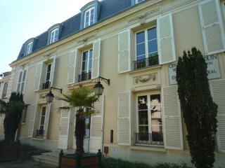 Façade du Musée de Montgeron