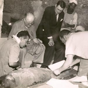 Saqqara dans la tombe de kanefer jpg