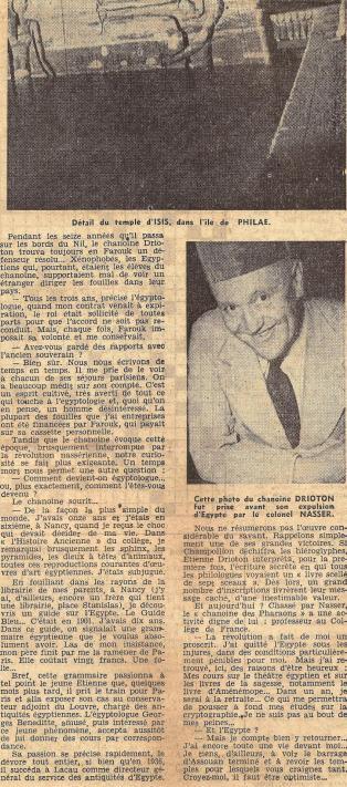 Sauvetage en nubie 24 jan 1960 n 5