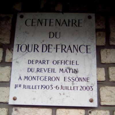 Tour de france centenaire